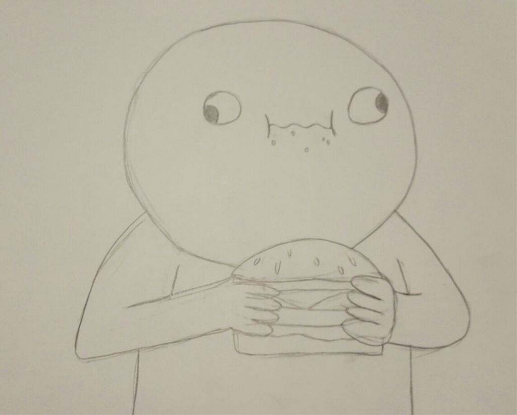 Weird Funny Pictures To Draw 1