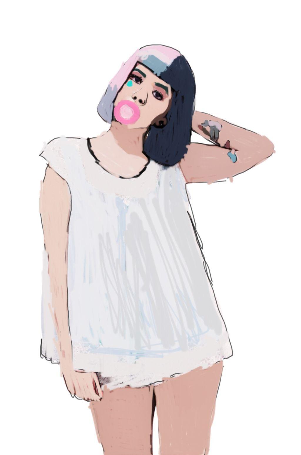#melaniemartinez #cartoon #crybaby #bubblegum