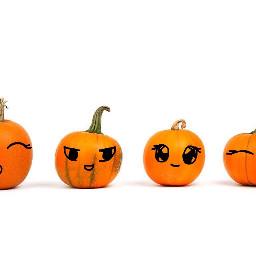 FreeToEdit pumpkin face
