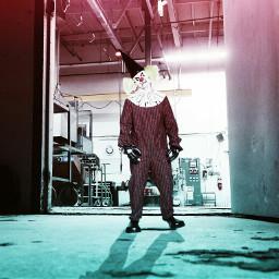 freetoedit creepy clown pngedit clowning
