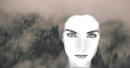 freetoedit artisticportrait shapemask eyes woman