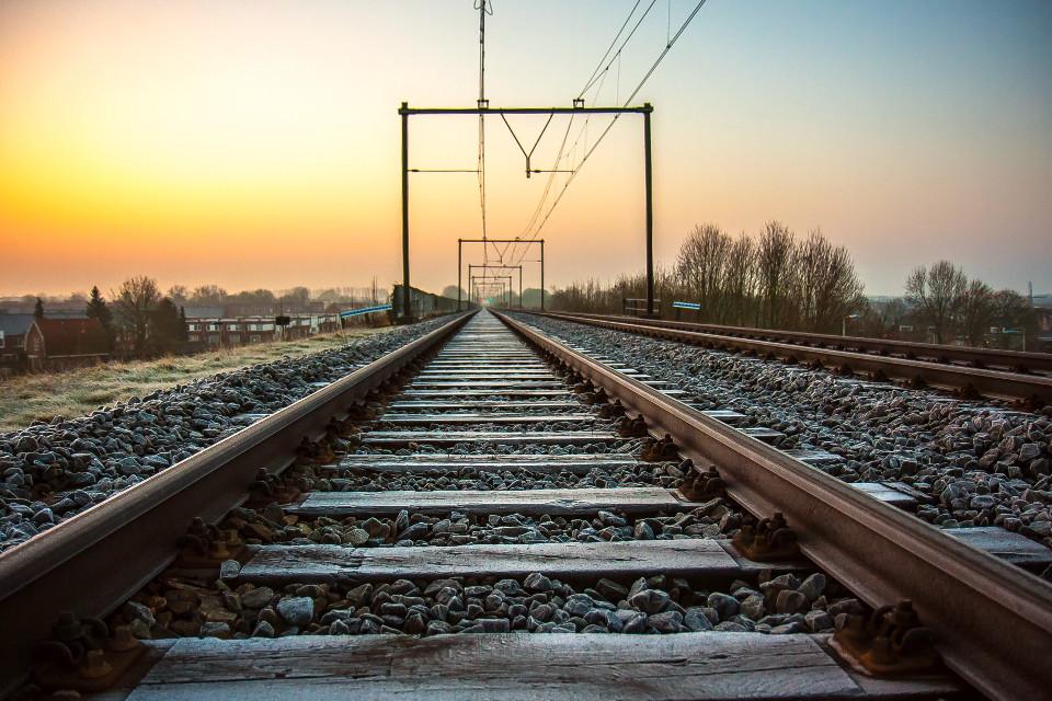 #photography, #morning, #railway