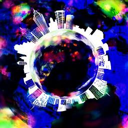 freetoedit remix tinyplanet
