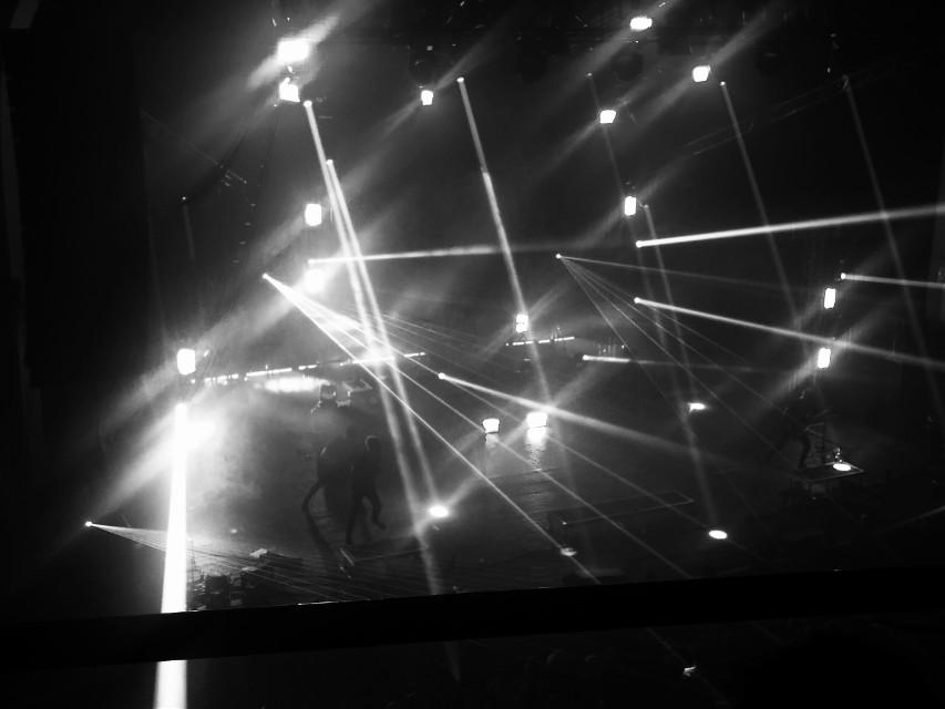 #playwithlights #black & white #metalmusic #architectsband #goodtimes