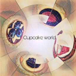 freetoedit cupcakes desert food foodpic